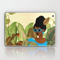 Bayou Girl III Laptop & iPad Skin