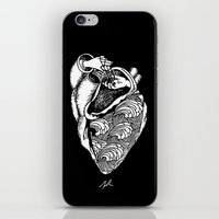 Heart Hands iPhone & iPod Skin
