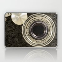 Vintage Argus camera Laptop & iPad Skin