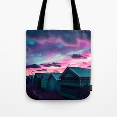 Infrared Sunset Tote Bag