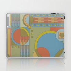 art and crafts circles Laptop & iPad Skin