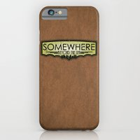 iPhone & iPod Case featuring Somewhere Beyond the Sea by adho1982