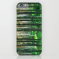 Green Forest iPhone 6 Slim Case