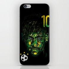 NEYMAR JR iPhone & iPod Skin