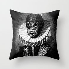 Milady Throw Pillow