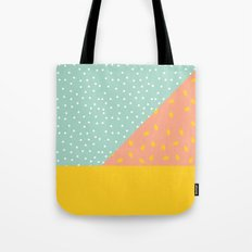 80's Abstract 1 Tote Bag
