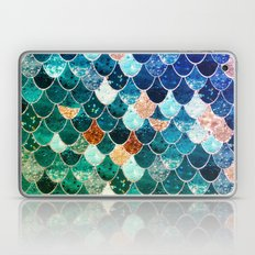 REALLY MERMAID TIFFANY Laptop & iPad Skin