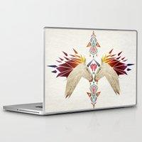 unicorn Laptop & iPad Skins featuring unicorn by Manoou