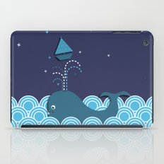 Ahab and the Whale iPad Case
