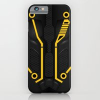 iPhone & iPod Case featuring Tron Legacy, Clu by C Rhodes Design