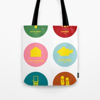 Wes Anderson Tote Bag