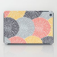 Flower Infusion iPad Case
