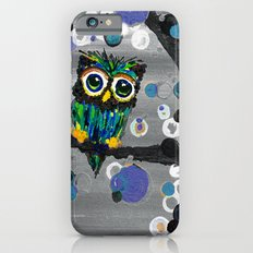 ::Gemmy Owl Weather's the Storm:: Slim Case iPhone 6s