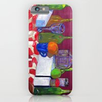 iPhone & iPod Case featuring Varied Still Life by Greg Mason Burns