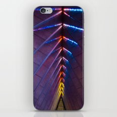 Chruch Lights iPhone & iPod Skin