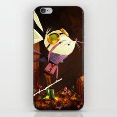 Autumn Mouse iPhone & iPod Skin