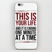 Fight Club - This is Your Life... iPhone & iPod Skin