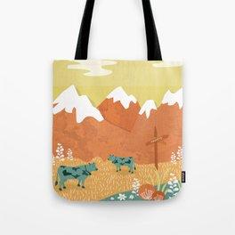 Tote Bag - Alpine - Kakel