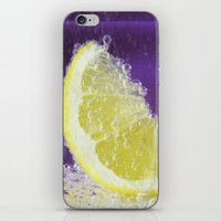 Sun iPhone & iPod Skin