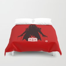 Carrie (Red Collection) Duvet Cover