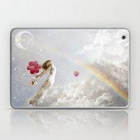 dream of flying Laptop & iPad Skin
