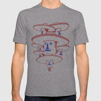The Mariachi Band Mens Fitted Tee Athletic Grey SMALL