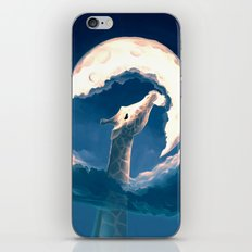 La fable de la girafe iPhone & iPod Skin