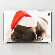 Christmas Dog iPad Case
