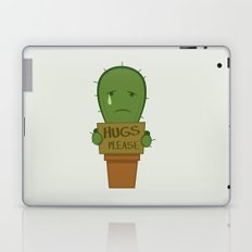 Hugs Please Laptop & iPad Skin