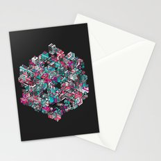 Qbert Stationery Cards