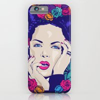 iPhone & iPod Case featuring just Shirley by Glen Garay