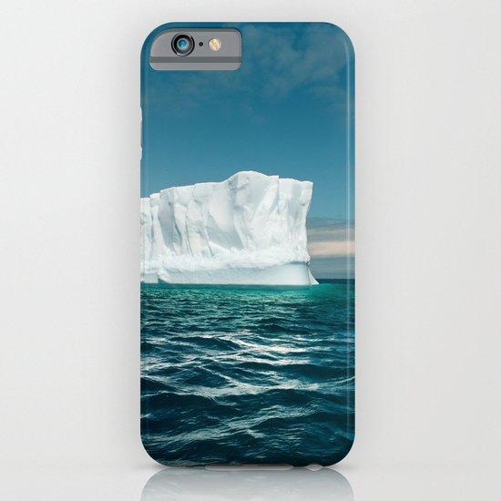 North Atlantic Iceberg iPhone & iPod Case