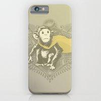 Fearless Creature: Chimp… iPhone 6 Slim Case