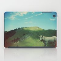 Mountain Cow iPad Case