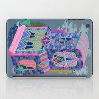 Diamond House iPad Case