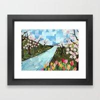 Cherry Who Framed Art Print