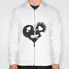 Skull Kiss Hoody
