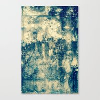Abstract Grunge Canvas Print