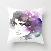 Sagittarius  Throw Pillow