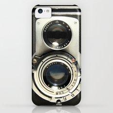 Vintage Camera iPhone 5c Slim Case