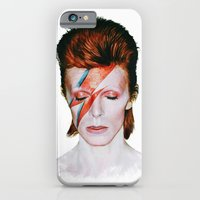 Bowie Tribute iPhone 6 Slim Case