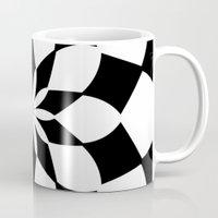 Kaleidoscope 'K2 SQ' Mug