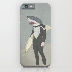 SHARK SURFER iPhone 6 Slim Case