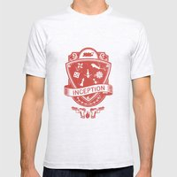 Totem Emblem Mens Fitted Tee Ash Grey SMALL