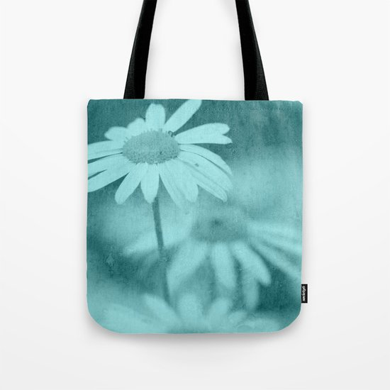 Floral art image Tote Bag
