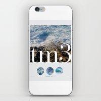 tm3 iPhone & iPod Skin