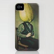 Lemonhead Photographer P… iPhone (4, 4s) Slim Case