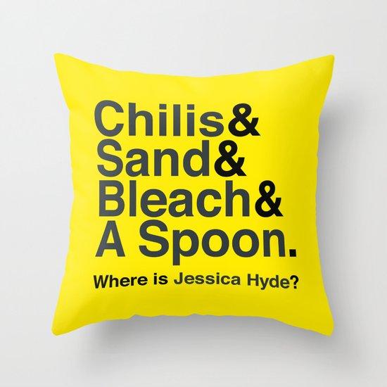 Utopia Jetset Throw Pillow