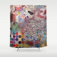 XYZ Shower Curtain