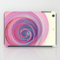 Ring Nebula Abstract  iPad Case